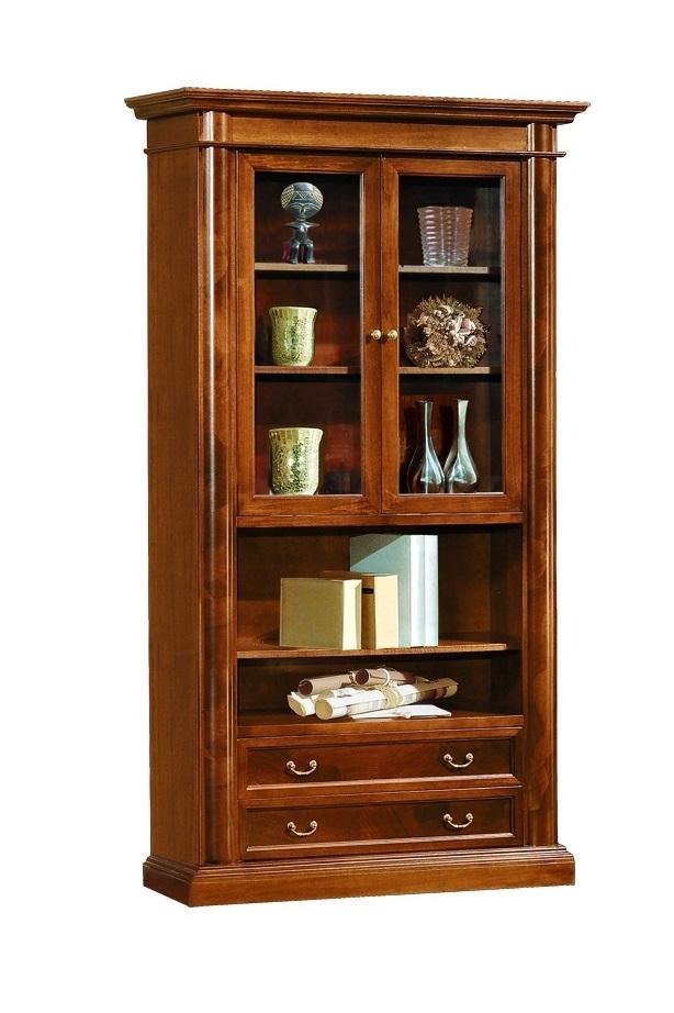 Шкафы - книжные шкафы - книжный шкаф арт. f-8 - ferro raffae.